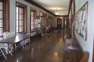 SVC 2nd fl hallway